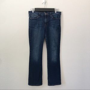 Joe's Jeans Rosie Bootcut Medium awash Jeans Sz 32